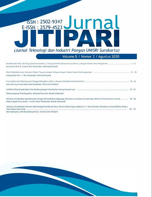 cover jitipari vol 5 no 2